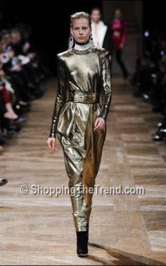Paris Fashion Week - Autumn/Winter 2013 - Balmain - Catwalk