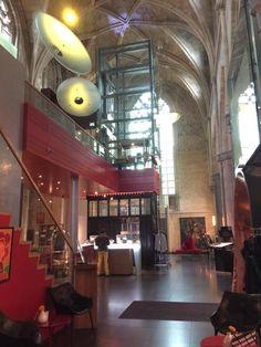 Lobby Kruisherenhotel #Maastricht #Design