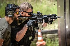 Defensive Rifle Course 2016 by Project Gecko in CZ Republic