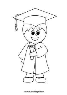 Kindergarten graduation coloring pages book