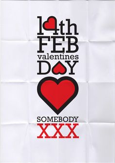 10 Love-Infused Valentine Day Posters  Design SpyreStudios