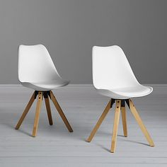 Buy John Lewis Eccleston Set of 2 Dining Chairs Online at johnlewis.com