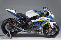 BMW Motorrad GoldBet Shows 2013 SBK S1000RR