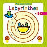 Sélection de cahiers d'activités pour les enfants de 3 à 5 ans: cahiers d'activités Montessori, logique, déduction, labyrinthe, gommettes.