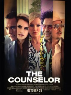 2013 The Counselor