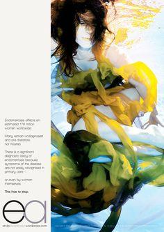 EA short for #endometriosis awareness gorgeous photo kaye sedgwick