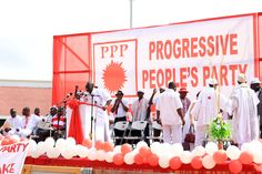 PPP campaign targets NDC's incompetence - GhanaWeb