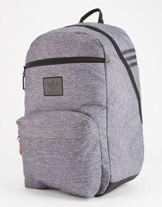 a6144a8e04 ADIDAS Originals National Backpack - GRAY - B97291. Cute Teen  BackpacksSchool ...