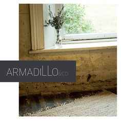 """FLASHBACK FRIDAY /// To the identity and brand we created for """"Armadillo&Co"""" a few years ago… Have a great Friday!"""