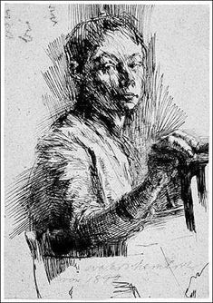 Photo: AP Photo This pen and ink drawing over graphite . Life Drawing, Figure Drawing, Painting & Drawing, Kathe Kollwitz, Max Ernst, Ink Pen Drawings, Statues, Drawing Techniques, Art Plastique