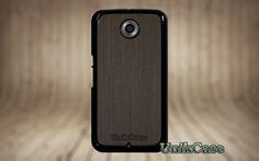 Nexus 6 case wood Real wood Recoon Wenge case Vintage par UnikCase1