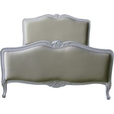 Alsace Upholstered King Size French Bed £795
