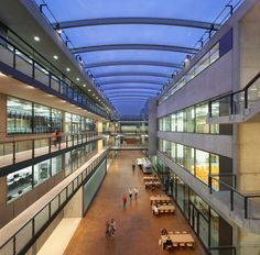 Gallery of New Campus for University of the Arts London / Stanton Williams - 30