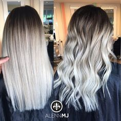"23k Likes, 1,287 Comments - OLAPLEX (@olaplex) on Instagram: """"For this color correction I applied Wella Blondor+20vol(6%)+Olaplex on the back of the head and…"""