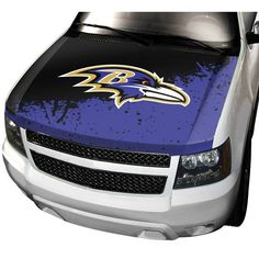 Baltimore Ravens Hood Cover