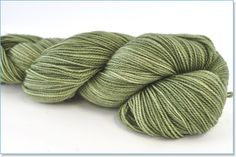 madtosh sock thyme soft warm green