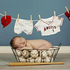 Baseball baby... DEFINITELY will be doing this one... But with Phillies & Nationals not the Angels, even though I'm a Trout fan!
