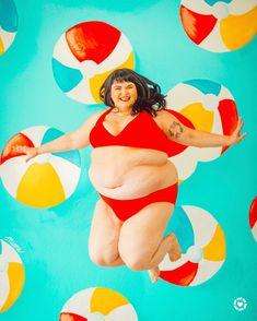 off sexy bikini for women beach wear nice swimsuit Big Girl Fashion, Curvy Fashion, Plus Size Fashion, Fat Fashion, Cheap Fashion, Fashion Outfits, Womens Fashion, Plus Size Bikini, Plus Size Swimwear