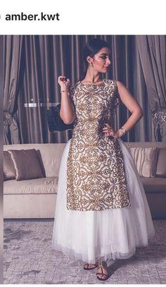 White & Brown Combination Lehenga Choli Where There Long Choli having Heavy Embroidery On it . To Customised this garment log on to www. Arab Fashion, Muslim Fashion, Modest Fashion, Indian Fashion, Fashion Dresses, Elegant Dresses, Beautiful Dresses, Mode Abaya, Arabic Dress