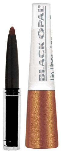 Black Opal Lip Liner Duo - Golden Gleam 3-Count (Pack of 2) *** Details can be found by clicking on the image.