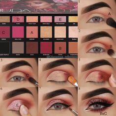 38 Best Huda Beauty Rose Gold Palette Images In 2019 Beauty Makeup