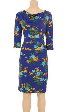 Waterfall dress Phyllis