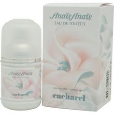 e72e7888dd Cacharel Anais Anais Eau de Toilette Spray for Women, 1 Fluid Ounce