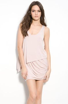 Krisa Asymmetrical Layered Tank Dress available at #Nordstrom