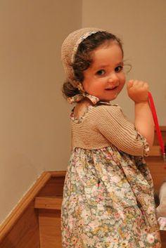 Post de honor a mis niñas!!! Tabata, Kids Dress Clothes, Baby Dress, Baby Kids, Knit Crochet, Kids Fashion, Knitting, Sewing, Outfits
