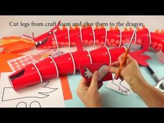 Dragon Crafts and Learning Activities