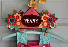 Penny Crown by maureencracknell, via Flickr