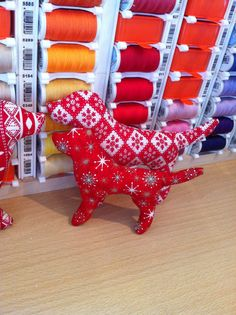 Labrador Christmas decorations