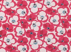 Pin of The Day: Makela in fuchsia, perfect print and pattern. #Ilovevillanovafabric #hoorayforpattern
