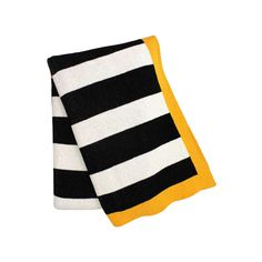 Classic black and white meets a splash of color on this soft eco-throw. Perfect for a neutral room in need of pop, there's no doubt this throw will bring out the sun above the shadows.  Find the Shadow of a Doubt Eco-Throw, as seen in the Forms of Neo-futurism Collection at http://dotandbo.com/collections/forms-of-neo-futurism?utm_source=pinterest&utm_medium=organic&db_sku=95603