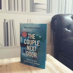 On our coffee table this week at Wordery HQ and also our book of the week is Shari Lapena's debut novel #TheCoupleNextDoor which…