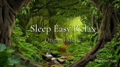 Enjoy this Original, Peaceful Calming Nature Music by Sleep Easy Relax. Soothing, Peaceful music that is Ideal to relax wi. Deep Sleep Music, Calming Music, Nature Music, Deep Relaxation, Music Heals, Good Energy, Original Music, Stories For Kids, Guided Meditation