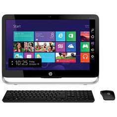"HP Pavilion 23"" All-In-One PC (Intel Core i3-4150T/1TB HDD/6GB RAM/Intel HD 4400/Windows 8.1)"