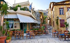 Athens - Definitely Greece Destinations - Discover The Unknown Greece Destinations, Athens City, Athens Greece, U Bahn Station, Greece Culture, 3 Days Trip, Top 15, Greece Holiday, Vacation