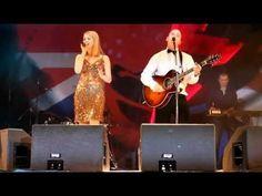 Tony Watkins & Elena Biletskaya (LeTo) - Run (Leona Lewis cover) - YouTube