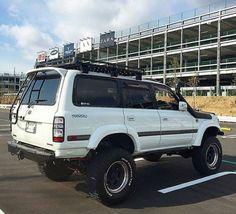 Toyota Land Cruiser https://www.instagram.com/jdmundergroundofficial/ https://www.facebook.com/JDMUndergroundOfficial/ http://jdmundergroundofficial.tumblr.com/ Follow JDM Underground on Facebook, Instagram, and Tumblr the place for JDM pics, vids, memes & More #JDM #Japan #Japanese #Toyota #LandCruiser #FJ80