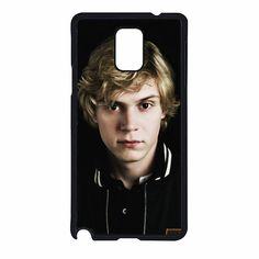 Evan Peters 2 Samsung Galaxy Note 4 Case