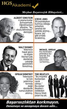 Motivation Sentences, Famous Failures, Interesting Information, Interesting Facts, Success, Study Motivation, Motivation Inspiration, You Are Perfect, Kindergarten Activities