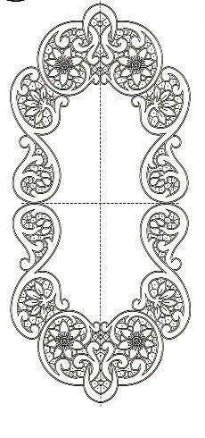 40 Tane Dantel Angles Desenleri ,