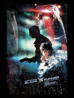 Cool Art: 'Blade Runner' by Paul Shipper