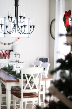 Farmhouse Modern Home: Christmas House Tour