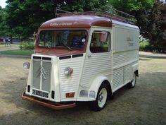 1977 Citroen H Van