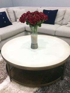 Oberon Cocktail Table By Barbara Barry. Baker Furniture