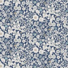 Liberty Tana Lawn Fabric Junes Meadow G - Alice Caroline - Liberty fabric, patterns, kits and more - Liberty of London fabric online