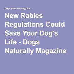 alaska rabies regulations