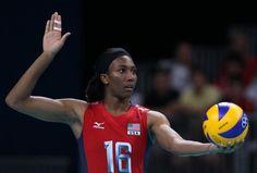 Team USA Women's Volleyball